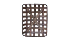 Image of a Basket, Wooden Vintage