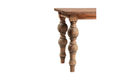 "Image of a -- 63"" Bingham Table Leg - TX"