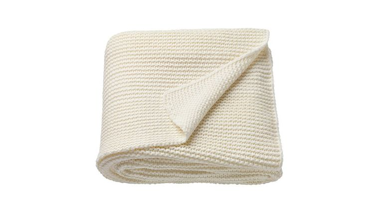 Picture of a Blanket, Cream Knit
