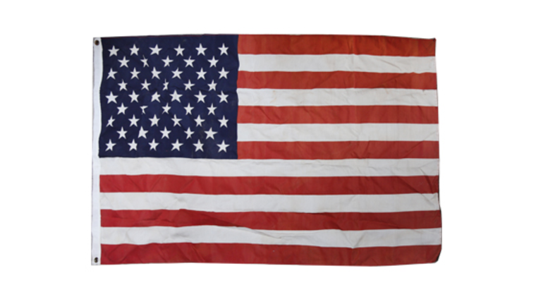 Picture of a Flag, American