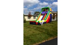 Image of a 18' Super Slide