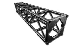 Image of a 10' 20.5in x 20.5in Box Trussing -Black