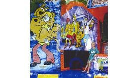 Image of a Bounce House - Scooby Doo