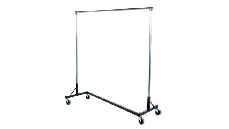 Picture of a Garment Rack