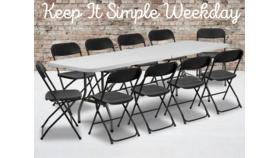 Image of a Keep It Simple Weekend