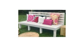 Image of a Day Bed Bench