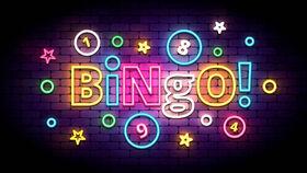Image of a Glow Bingo