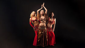 Image of a Belly Dancer Show