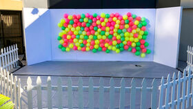 Image of a Balloon Wall