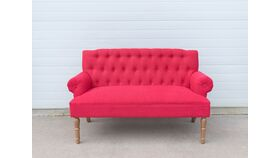 Image of a Charlotte Settee