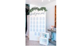 Image of a White Escort Wall