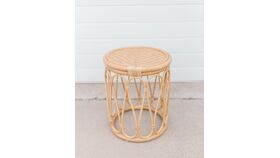 Image of a Deja Rattan Side Tables