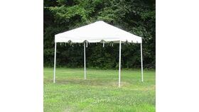 Image of a 10'X10' One Piece Frame Tent Top