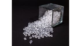 Image of a Clear Acrylic Ice Gem - Small