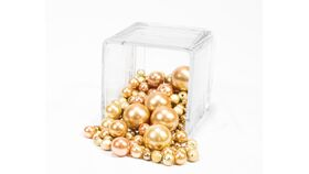 Image of a Gold Pearls - Assorted