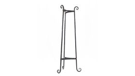 """Image of a Black Wrought Iron Plant Stands 38"""""""