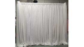 Image of a 8 x 10 Voile Basic Backdrop