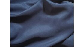 "Image of a 26"" Square Navy Blue Pillow"