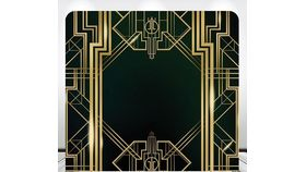 Image of a 8' 8' Gatsby Spandex Backdrops