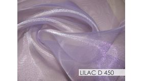 Image of a Lilac Organza Swoops
