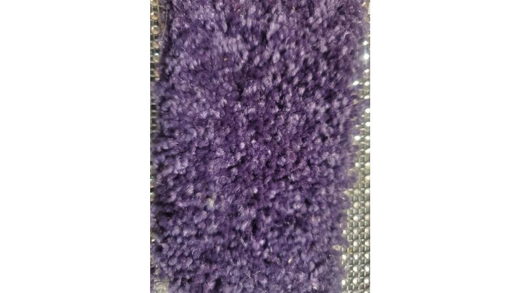 Picture of a 4' 25' Purple Carpet Runner