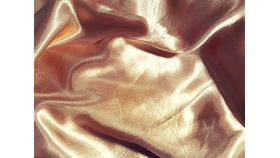 Image of a Antique Gold Satin Runners