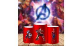 Image of a Avengers Utility Pedestal Covers