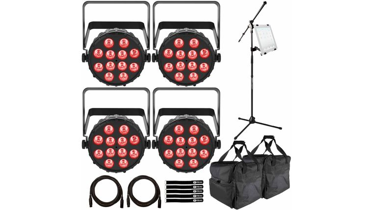 Picture of a Stage Wash Lighting Package