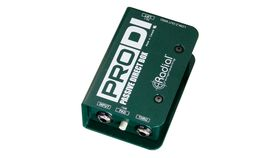 Image of a Radial Pro-DI Box
