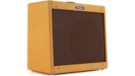 Image of a Fender Blues Junior Guitar Amp