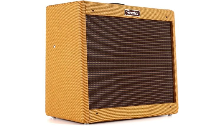 Picture of a Fender Blues Junior Guitar Amp
