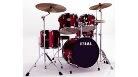 Image of a Ludwig 4 Piece Drum Kit