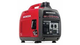 Image of a Honda 2000w Inverter Generator