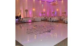 Image of a Custom Dance Floor