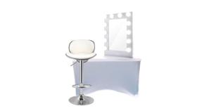 Image of a Makeup Station