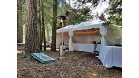 Image of a 10X20 Frame Tent
