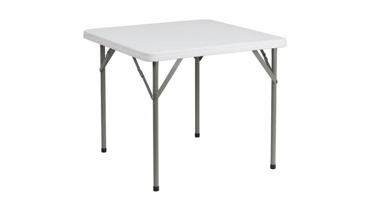 Picture of a 3ft square card table