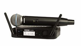 Image of a Beta SM58a Wireless Handheld Microphone System