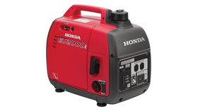 Image of a Honda Generator