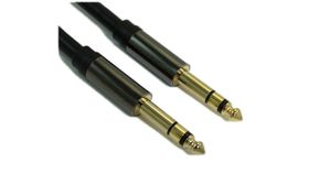 "Image of a 15ft  & 25ft 1/4"" (inch) Audio Cable"