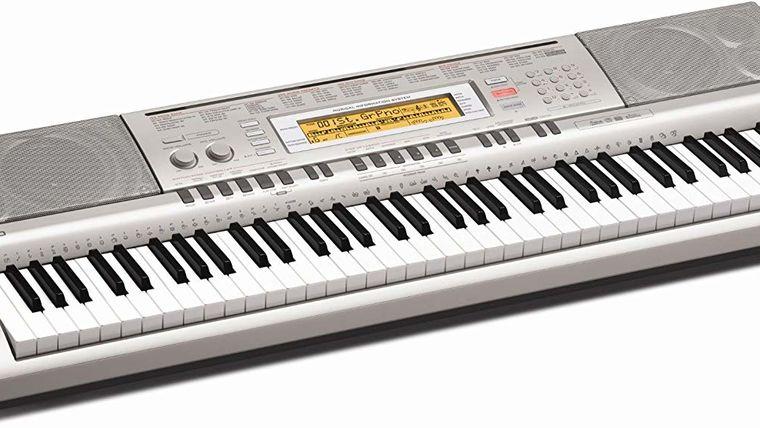 Picture of a Casio Piano WK-200
