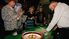 Image of a Roulette Table