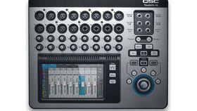 Image of a QSC TouchMix 16 Mixer
