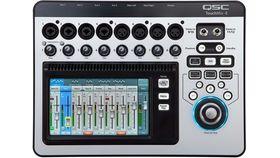 Image of a QSC TouchMix 8 Mixer