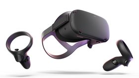 2 Person VR Gaming System - Oculus Quest with Displays image