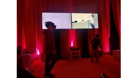 Image of a 2 Person VR Gaming System - Oculus Quest with Displays