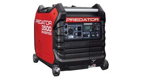 Image of a Predator 3500 Watt Super Quiet Inverter Generator Gasoline