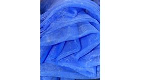 Image of a Blue Drape 14'