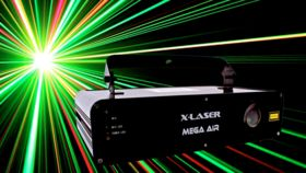 Image of a X-Laser Air