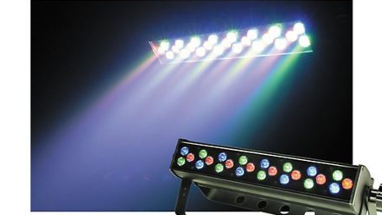 Picture of a Chauvet COLORdash Batten Uplight/Washlight